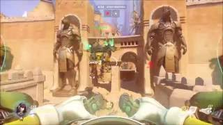 Overwatch Dva troll squad pt1