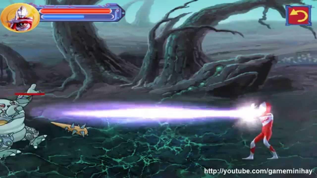 Game Siêu Nhân Điện Quang 5