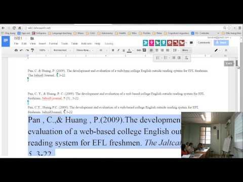 Applied Linguistics Research - Literature review