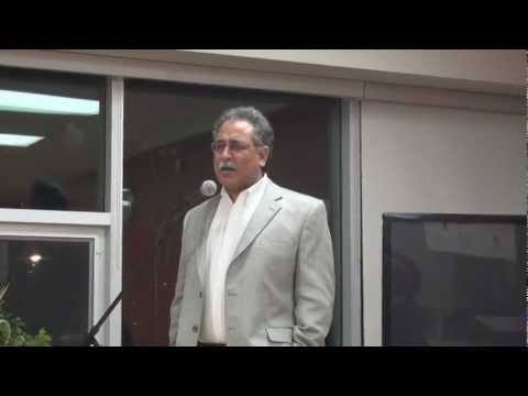 Dr. Tahir Qazi's comments at PUNJABI FORUM CANADA (Monthly Meeting)