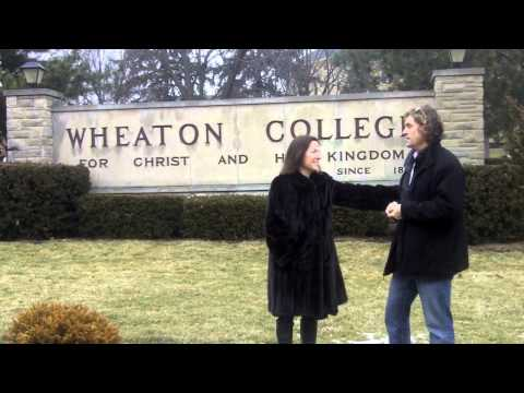 Cindy Banks Gives us a Tour of Wheaton, Illinois