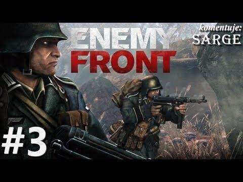 Zagrajmy w Enemy Front odc. 3 - Wysadzenie pociągu