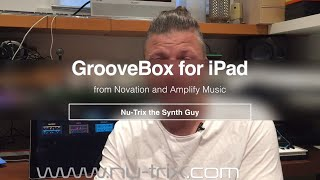 Video GrooveBox : one of the best free iPad music making app. download MP3, 3GP, MP4, WEBM, AVI, FLV September 2018