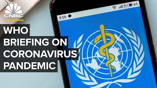 WATCH LIVE: World Health Organization holds news conference on the coronavirus pandemic – 6/8/2020