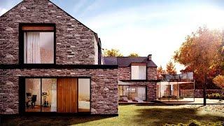 видео Дом из камня