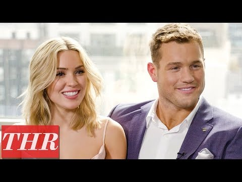 The Bachelor Colton Underwood & Cassie Randolph Open Up About Their Relationship | THR
