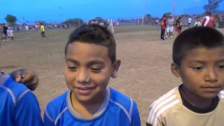 West United Soccer League finales Real Az U8  Abril 2014 GoCampeones com