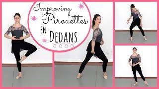 Improving Pirouettes en Dedans | Kathryn Morgan