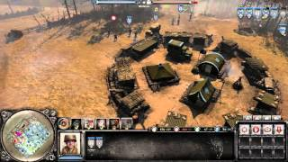 Company Of Heroes 2: The British Forces Gameplay - True Freedom comes!