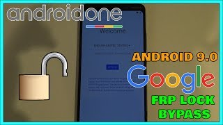 Google FRP Lock Bypass Android One Android 9 Motorola Nokia LG Samsung April 1 2019 patch