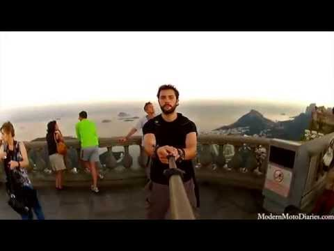Around the World in 360° Degrees - 3 Year Epic Selfie. Заставит задуматься.