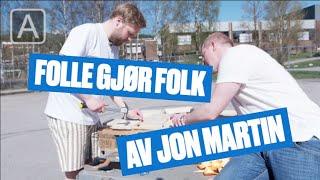 Erik gjør folk av Jon Martin: Fuglehus