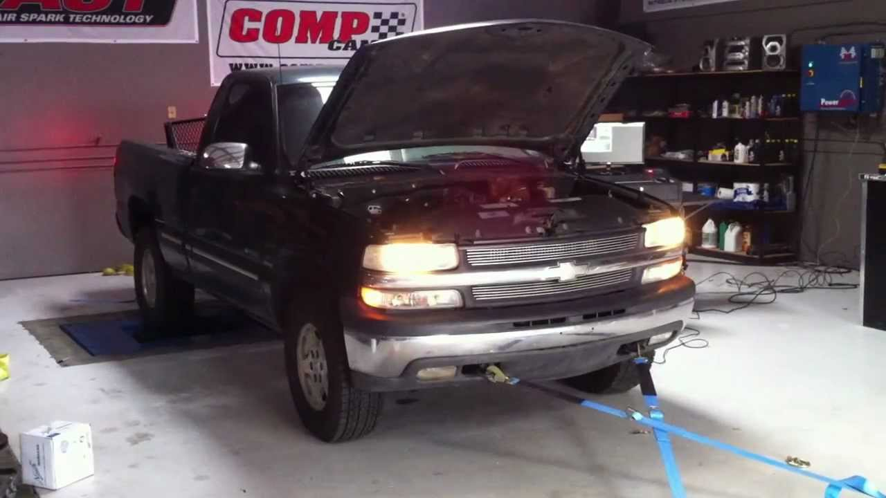 All Chevy 5.3 chevy horsepower : 2001 Chevy Truck Twin Turbo Stock 200K Miles 5.3L Dynoed 620Hp ...