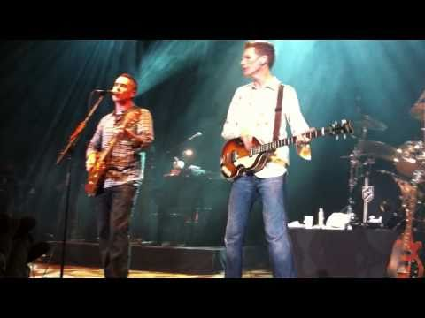 Bare Naked Ladies - History of Everything live Big Bang Theory theme