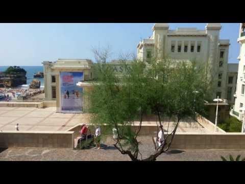 vue du Casino-Mairie Biarritz