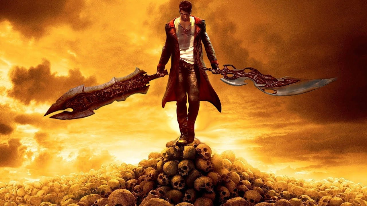Devil may cry definitive edition hardcore nephilim difficulty let 39 s play hd 60fps oblivion - Devil may cry hd pics ...