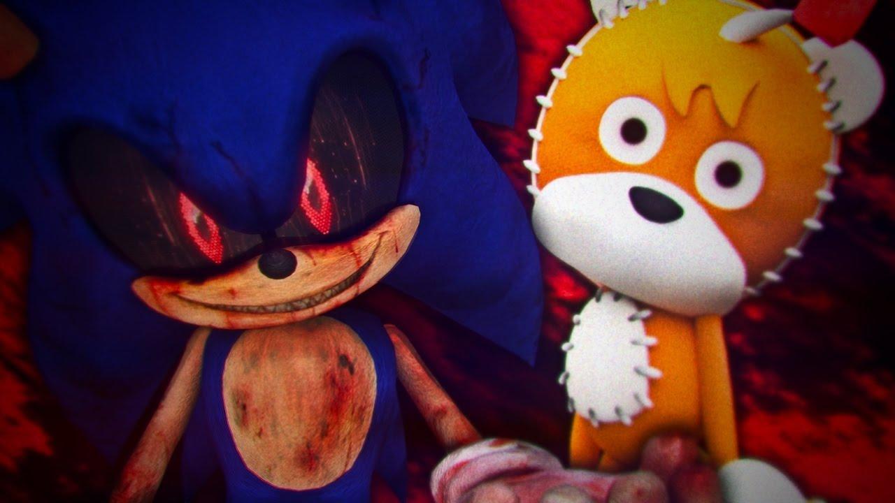 Sonic exe VS  Tails Doll [Batalha de Gigantes]