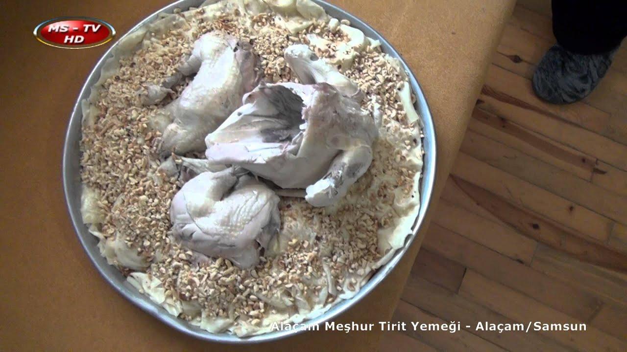 Tavuklu Tirit Videosu