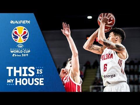 Croatia v Poland - Highlights - FIBA Basketball World Cup 2019 - European Qualifiers