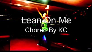 LEAN ON ME - MAJOR LAZER REMIX - ZUMBA WARM UP DANCE FITNESS CHOREO BY KC