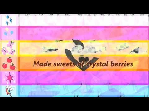 Ballad of the Crystal Empire - Lyrics