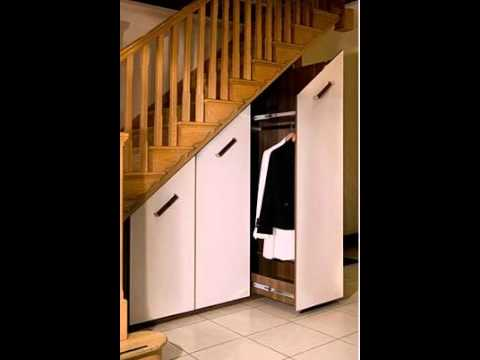 Under Stairs Storage Youtube | Wardrobe Design Under Stairs | Shoe Rack | California Closets | Shoe | Space | Stairs Storage Solutions
