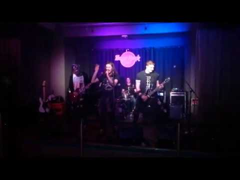 No More - Manifold @ New Blood III, Hard Rock Cafe Glasgow