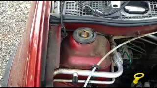 где искать VIN номер на Renault Sandero Stepway 2012