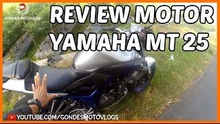 Review dan Harga Yamaha MT 25 Indonesia