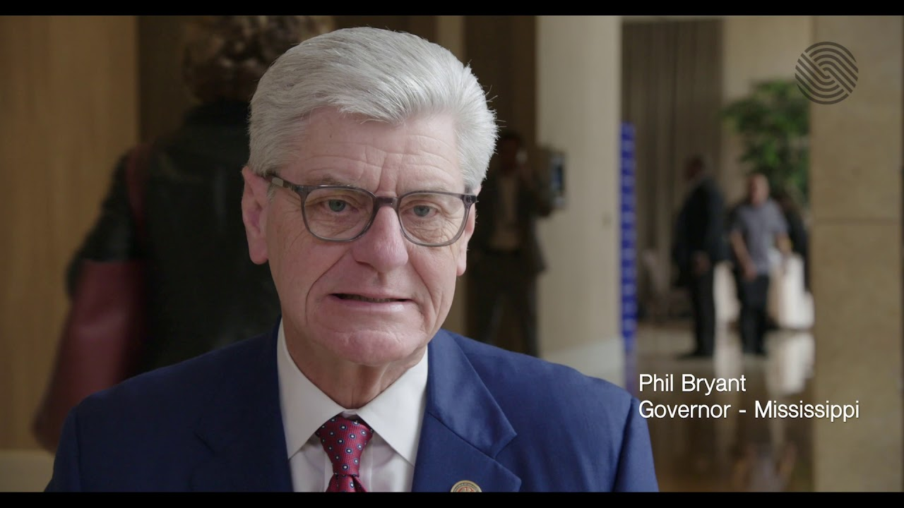 WorkingNation Overheard: Phil Bryant at Milken Global Conference 2019 | WorkingNation