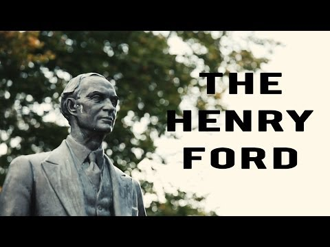 The Henry Ford - Dearborn, Michigan