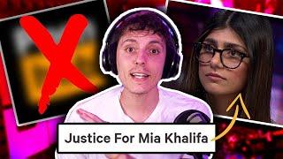 Mia KHALIFA se Arrepiente y quiere retirar Todos sus VIDEOS npor de INTERNET-Wefere NEWS