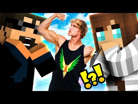 WHAT IS MINECRAFT | LOGAN PAUL?? #12