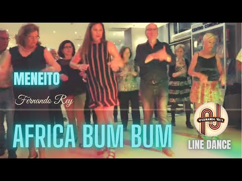 Baile en Linea - Africa Bum Bum