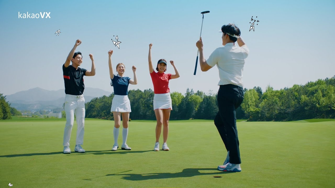 [프렌즈 스크린] 골프. 친구를 만나다! TVC B