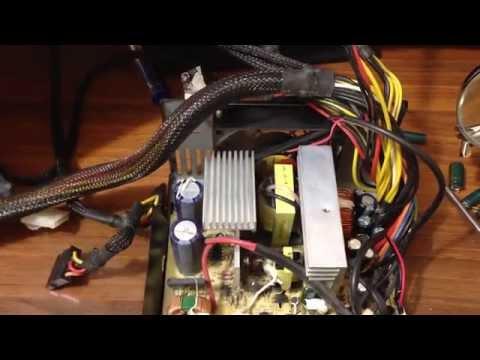 видео: Ремонт блока питания от компьютера своими силами.