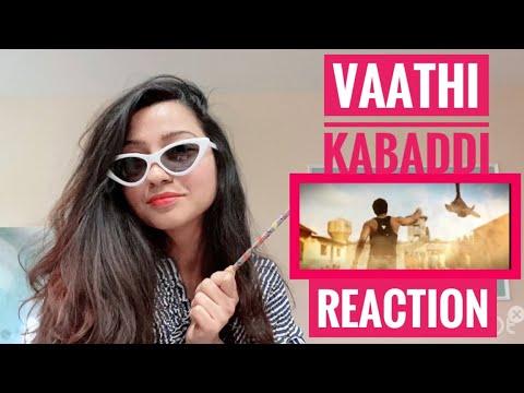 vaathi-kabaddi-song-reaction-|-master-|-vijay-thalapathy-|-anirudh-#master-#vaathi-kabaddi