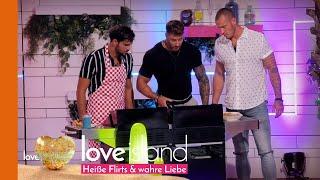 Grill den Mischa: Das letzte gemeinsame Dinner | Love Island - Staffel 3 #25