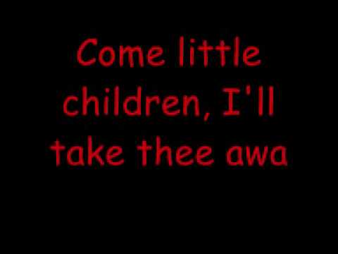 Come Little Children -Hocus Pocus with lyrics