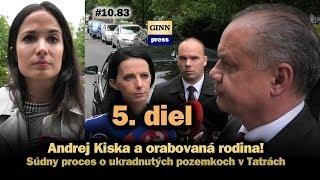 Inžinier Andrej Kiska a orabovaná rodina 5: Vypovedá prezident #10.83
