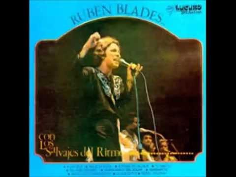 Rubén Blades - CON LOS SALVAJES DEL RITMO - Álbum completo