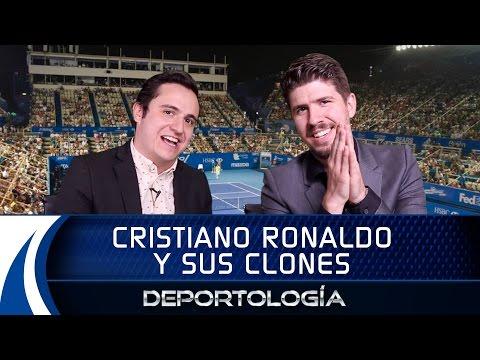 CRISTIANO RONALDO Y SUS CLONES - DEPORTOLOGÍA - 동영상