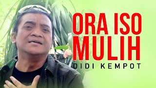Gambar cover Didi Kempot - Ora Iso Mulih [OFFICIAL]