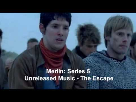 Merlin: Series 5 Soundtrack - The Escape