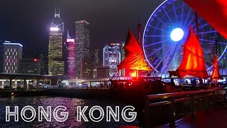 HONG KONG IN 24 HOURS | Travel Vlog 香港旅行24小時