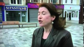 Mandy Boylett, UKIP Candidate for Stockton North, on ITV Tyne Tees