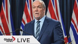 Coronavirus: BC set to set out 'brand-new collaborations' for COVID-19 vaccination roll-out|LIVE  | NewsBurrow thumbnail