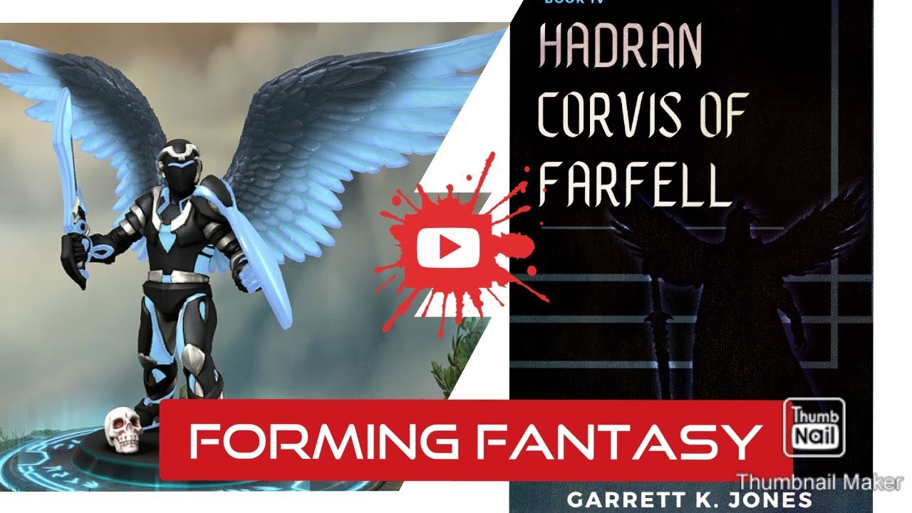 The Creatures of Farfell | Forming Fantasy