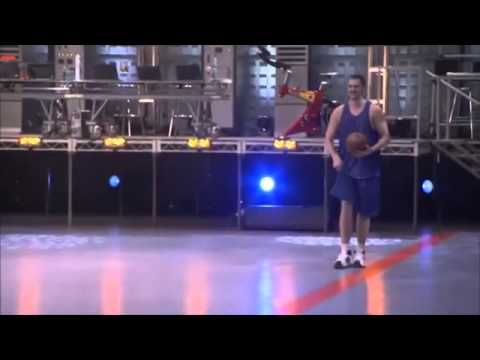 Sport Science Kevin Love World Record Shot