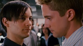 "Peter Parker vs Eddie Brock ""You Want Forgiveness? Get Religion"" - Spider-Man 3 (2007) Movie CLIP HD"